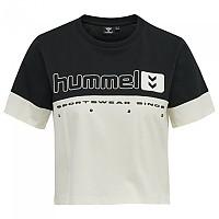 [해외]험멜 Legacy SIW Cropped Short Sleeve T-Shirt 3138223098 Black