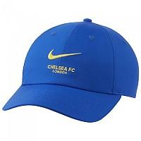 [해외]나이키 Chelsea FC Heritage 86 3138030093 Lyon Blue / Opti Yellow