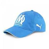 [해외]푸마 Olympique Marseille Team 21/22 3138051721 Puma Black / Bleu Azur