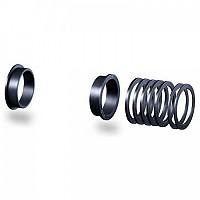[해외]CHRIS KING Press Fit 30 24 mm DUB Bottom Bracket II Conversion Kit 1138219330 Black