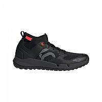 [해외]파이브텐 Trail Cross XT MTB Shoes 1137668271 Core Black / Grey Four / Solar Red