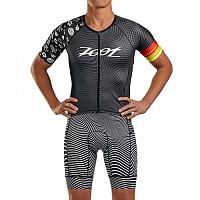 [해외]ZOOT LTD Aero Short Sleeve Trisuit 1138220623 Tri Love