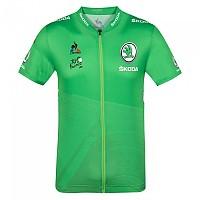[해외]르꼬끄 Tour De France Replica 2021 Short Sleeve Jersey 1138236843 Green