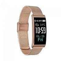 [해외]MUVIT iO Luxe Aqua Activity Band 4137333034 Pink / Gold