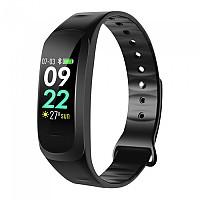 [해외]KSIX Fitness Band Healthy HR Activity Band 4138082766 Black
