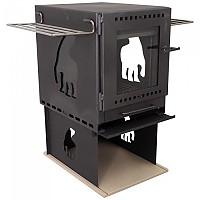 [해외]노르디스크 Torden Wood Burner Set 4137942591 Black