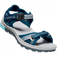 [해외]KEEN Terradora II Ope Toe Sandals 4137536522 Navy / Light Blue