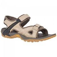 [해외]머렐 Kahuna 4 Strap Sandals 4138121199 Taupe