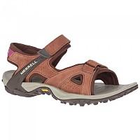 [해외]머렐 Kahuna 4 Strap Sandals 4138121200 Choc