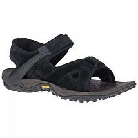[해외]머렐 Kahuna 4 Strap Sandals 4138121198 Black