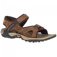 [해외]머렐 Kahuna 4 Strap Sandals 4138121201 Brown