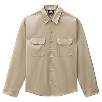 [해외]DICKIES Work Long Sleeve Shirt 9138164271 Khaki