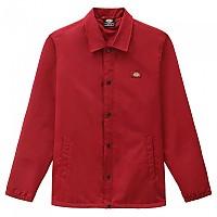 [해외]DICKIES Oakport Coach Jacket 9138164511 Biking Red