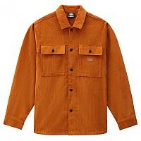 [해외]DICKIES Higginson Long Sleeve Shirt 9138164588 Pumpkin Spice
