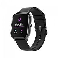 [해외]KSIX Fitness Band Cube HR03 Smartwatch Black