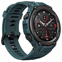[해외]AMAZFIT T-Rex Pro Smartwatch Steel Blue