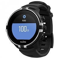 [해외]순토 스파르탄 Sport WHR Baro Stealth Watch Refurbished 1138163246 Steel TH