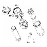 [해외]락샥 Super Deluxe Thrushaft C1 2021 57.5 mm Rear Shock Damper Body 1137795696