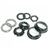 [해외]BONIN BMX Fauber Bottom Bracket Cups 1138246390 Black