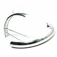 [해외]BONIN Mudguard Set For Folding Bike 1138246416 Silver