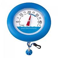 [해외]TFA DOSTMANN 40.2007 Poolwatch Thermometer 4137857981 Blue / White