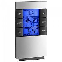 [해외]TFA DOSTMANN 35.1087 Electronic Weather Station 4137902410 Silver