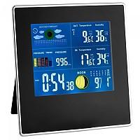 [해외]TFA DOSTMANN 35.1126 Wireless Weather Station 4137902414 Black