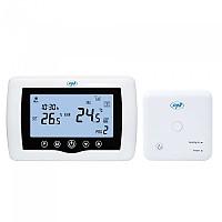 [해외]PNI CT36 Smart Thermostat 4138113803 Black / White