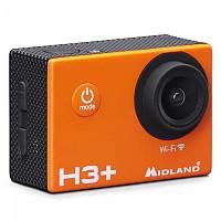 [해외]MIDLAND H3+ Action Camera 4138242998 Orange