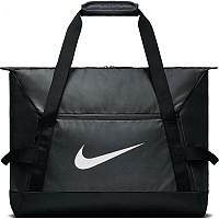 [해외]나이키 Academy Team Duffle M Bag 3136797097 Black / Black / White