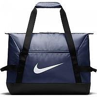 [해외]나이키 Academy Team Duffle S Bag 3136797101 Midnight Navy / Black / White