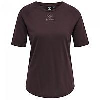 [해외]험멜 Vanja Short Sleeve T-Shirt 3138037976 Fudge