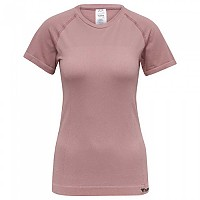 [해외]험멜 Cleaa Seamless Short Sleeve T-Shirt 3138038006 Woodrose