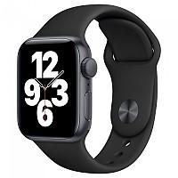 [해외]APPLE SE GPS 40 mm Smartwatch Space Grey / Black