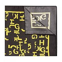 [해외]휴고 Pocket Square 33X33cm Tie Bright Yellow