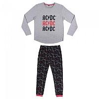 [해외]CERDA GROUP ACDC Long Pajama Gray