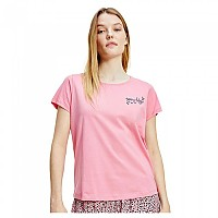 [해외]타미힐피거 언더웨어 Logo Short Sleeve Round Neck T-Shirt Hamptons Pink