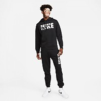 [해외]나이키 Sportswear Track Suit Black / Black