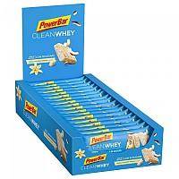 [해외]파워바 CleanWhey 45g 1 Unit Vanilla & Coconut Protein Bar 1138258792