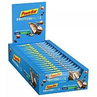 [해외]파워바 ProteinNut2 2*2.25g 1 Unit Hazelnut Milk Chocolate Protein Bar 1138258812