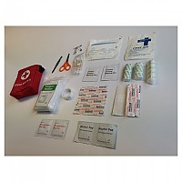 [해외]POWERSHOT First Aid Kit 1137817557 Red
