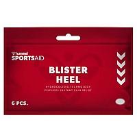 [해외]험멜 Blister Heel 6 Units 1138055755 White