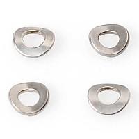 [해외]DT SWISS 8.5/4.3 x 0.9 mm Washer For One 1138255614 Silver