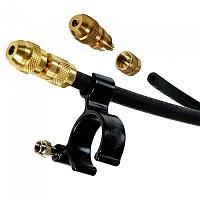 [해외]SAPO One 098 With Pressure Gauge Floor Pump 1138228666 Black
