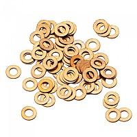 [해외]DT SWISS Spoke Head 2.5 mm Spacers 1138255676 Gold