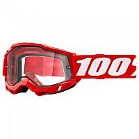 [해외]100% Accuri 2 Enduro Mask 1138153621 Red