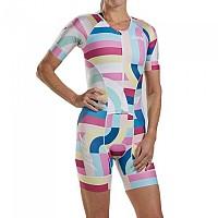 [해외]ZOOT LTD Aero Short Sleeve Trisuit 1138220620 Riviera