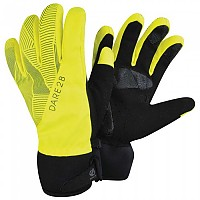 [해외]Dare2B Lightsome Long Gloves 1137028013 Fluro Yellow