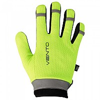 [해외]PNK Gel Long Gloves 1138198431 Yellow Fluo