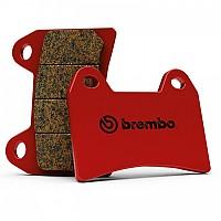 [해외]BREMBO 07SU06SP Sintered Rear Brake Pads 9138110845